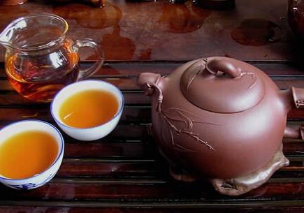 滇红茶保存
