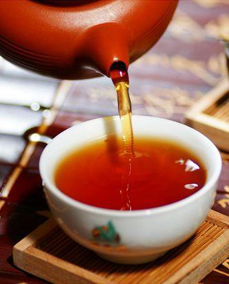 滇红茶的制作