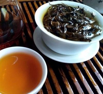 滇红茶的历史