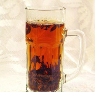大叶滇红茶