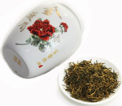 祁门红茶历史名茶提供丰富营养