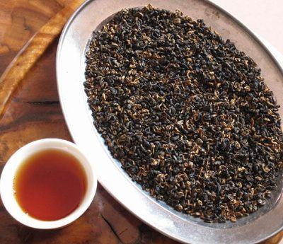 祁门红茶加工工艺