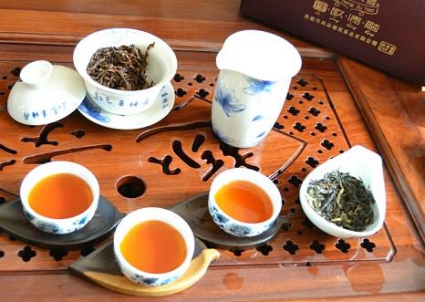 识别祁门红茶品质好坏的要素