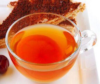 颂桐正山小种红茶