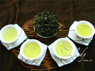 碧螺春茶叶品牌