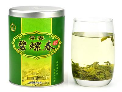 碧螺春的茶叶礼盒