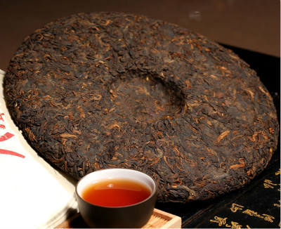 中国普洱滇红红茶