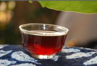 滇红工夫茶的产地