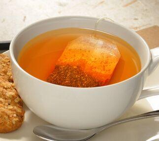 滇红工夫红茶 叶底红匀明亮