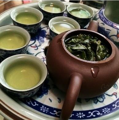 铁观音茶的原产地