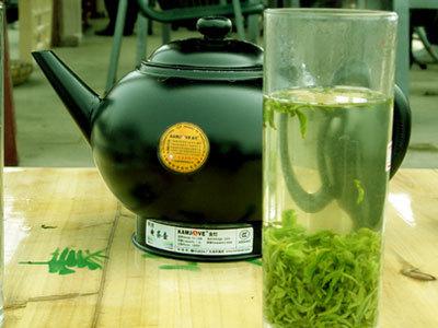 中国十大名茶之君山银针