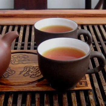 川红<a href=http://www.chayu.com/baike/95 target=_blank >工夫茶</a>