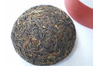大益普洱沱茶