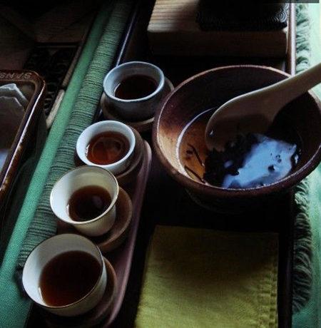 普洱沱茶 糯香醇