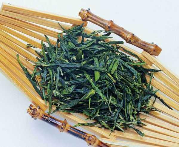 绿茶叶的功效与作用