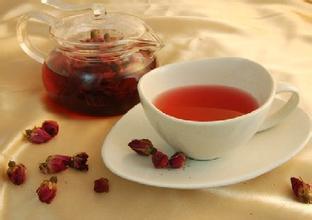 花茶的历史发展