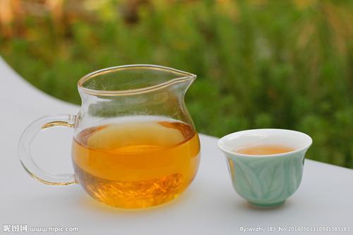 分解脂肪的普洱茶