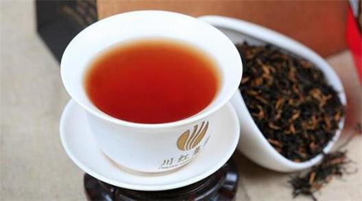 川紅茶的制作