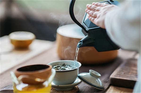 荷花茶的作用与功效与禁忌