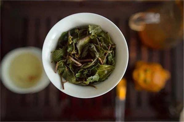 竹叶青茶叶功效与作用