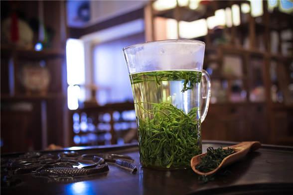 荷叶茶怎么越喝越胖
