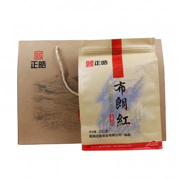 2017年正皓 布朗红 红茶 400克/套