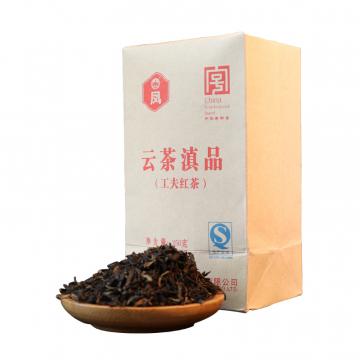 2017年凤牌特级滇红功夫茶  250克/袋