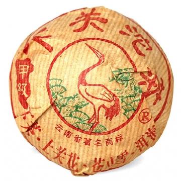 2007年下关 甲沱(便装) 生茶 100克/沱