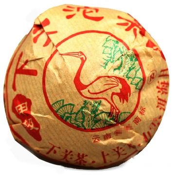 2011年下关 甲沱(便装)  生茶 100克 单沱