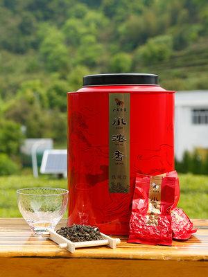 八马茶叶 安溪铁观音特级浓香型铁观音乌龙茶散茶自饮圆罐装500克