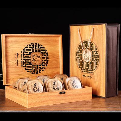 安溪铁观音茶叶特级浓香型散装新茶商务送礼茶叶高档礼盒装500g