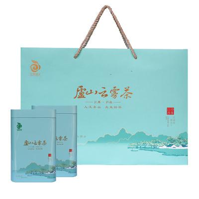 【新茶上市】綠茶2020新茶早春明前特級廬山云霧茶芽頭禮盒裝250g
